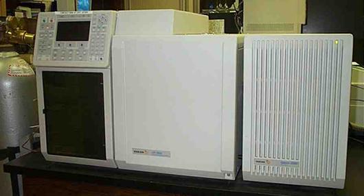 PRF - Gas Chromatography/ Mass Spectrometry